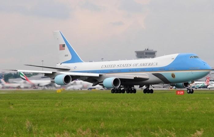 Самолет для президента Владимира Путина и руководителей других государств
