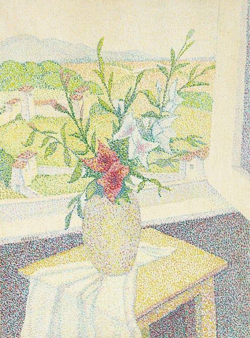 Bouquet_de_fleurs_devant_la_fen (493x666, 219Kb)
