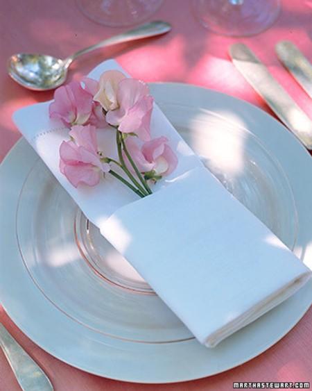 22 способа сложить салфетку для праздничного стола
