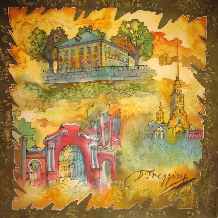 Картинки художников батика из с-петербурга