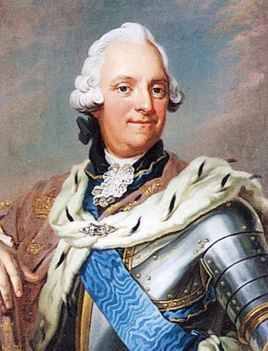 Нелепая смерть шведского короля Адольфа Фредерика