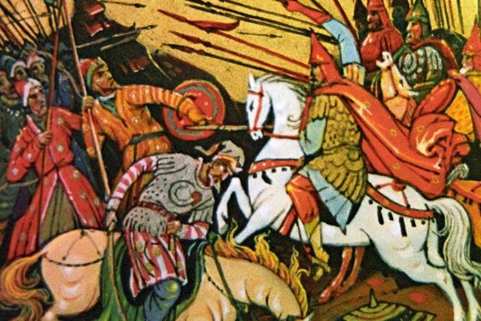 Монголо-татарское иго на Руси: только исторические факты