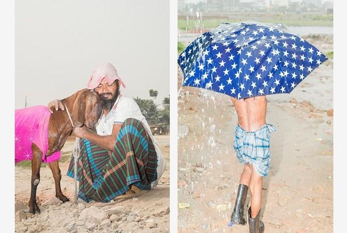 Злоба и забвение: оголенные бедняки и вечная грязь глазами модного фотографа