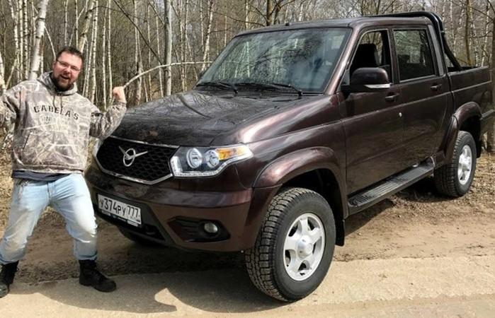 Топ-7 автомобилей-пикапов для суровых российских дорог