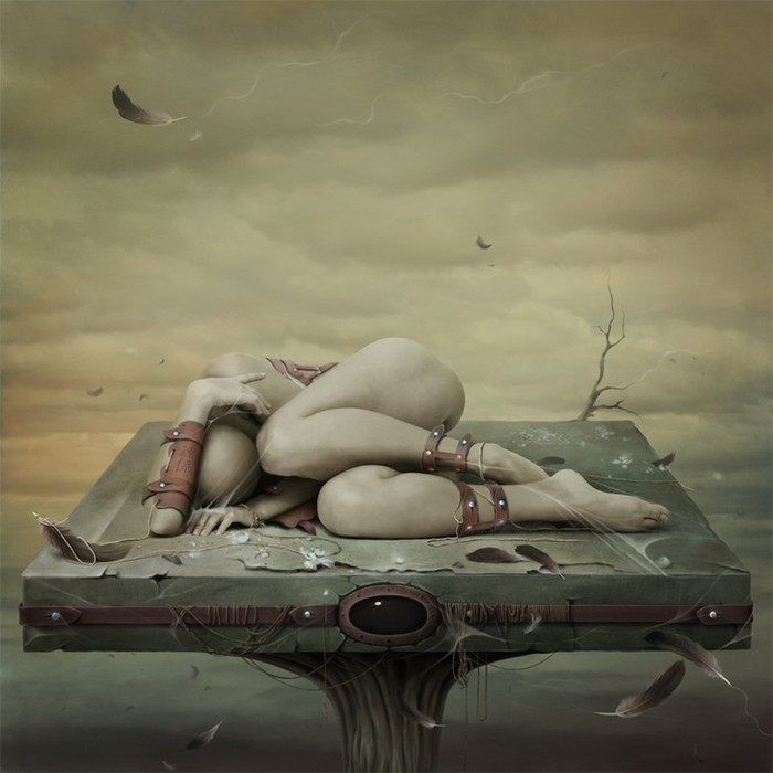 142335521 060818 1315 2 Фотохудожница Лариса Кулик и ее сюрреалистические работы