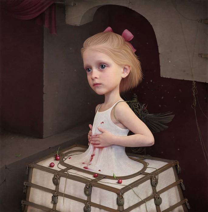 142335523 060818 1315 4 Фотохудожница Лариса Кулик и ее сюрреалистические работы