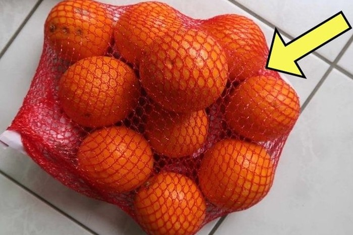 Как нас пытаются обмануть с помощью красной сетки для апельсинов