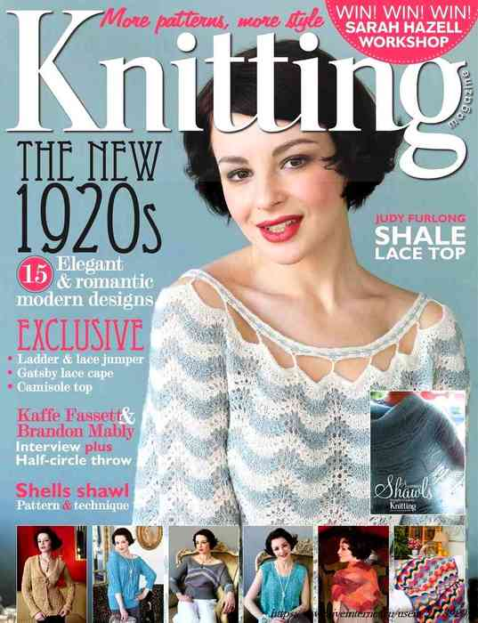 Knitting №103 June 2012.