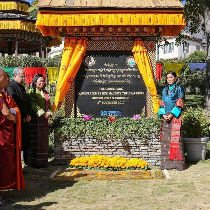 142517483 062218 0559 4 Кейт Миддлтон из Бутана: жизнь самой молодой королевы в мире