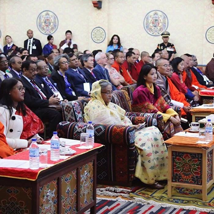 142517499 062218 0559 14 Кейт Миддлтон из Бутана: жизнь самой молодой королевы в мире