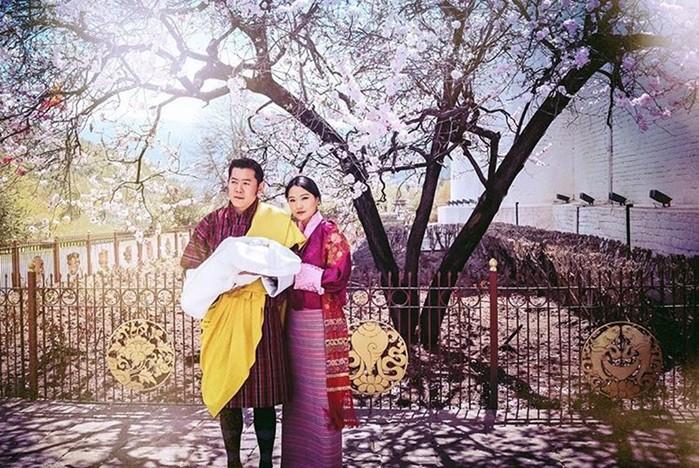 142517501 062218 0559 16 Кейт Миддлтон из Бутана: жизнь самой молодой королевы в мире