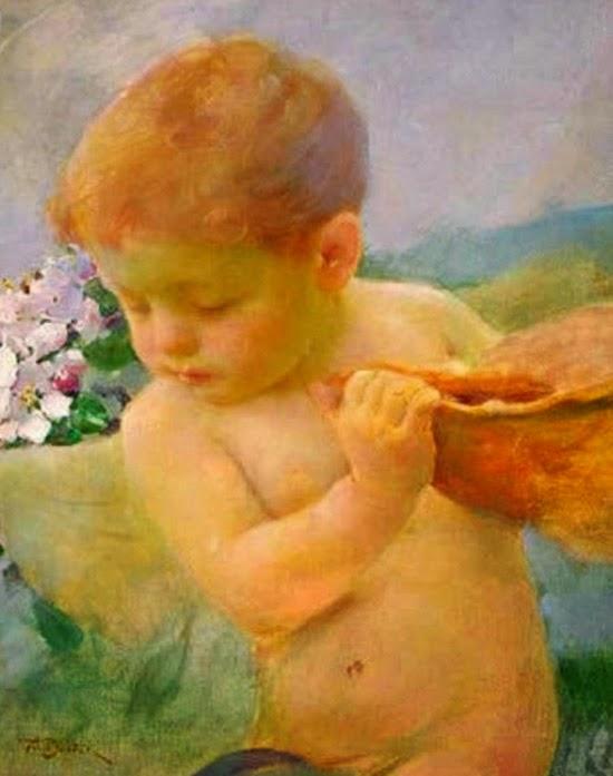 A Little Cupid (550x697, 214Kb)