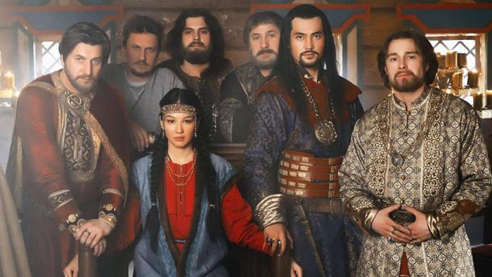 Восточный ответ «Игре престолов»: сериал «Золотая Орда»