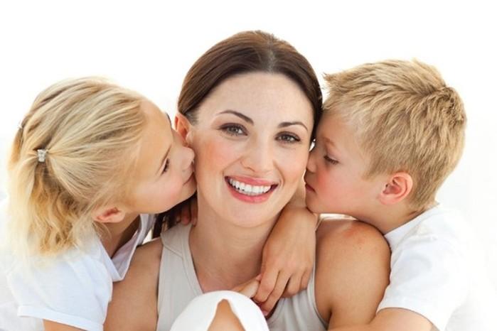 Основная роль мамы в семье
