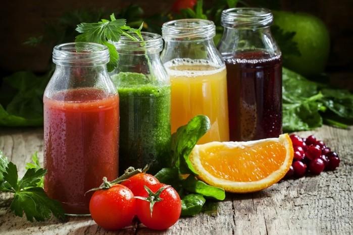 Соки содержат все ценное, что есть в фруктах?