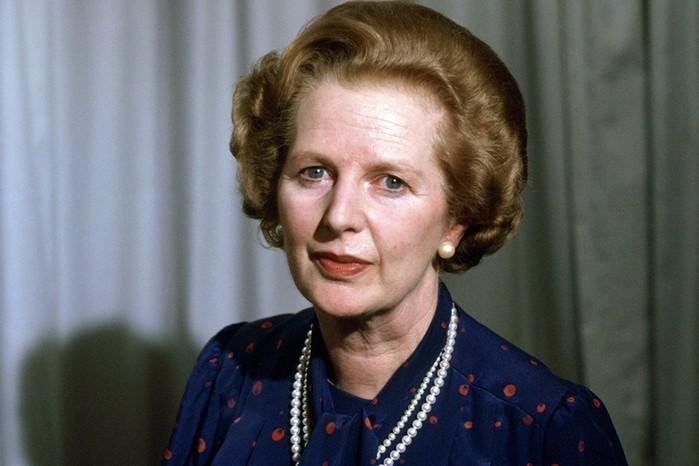 Железная леди: 10 фактов о Маргарет Тэтчер