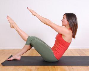 Конечно, упражнения не помогут вам избавиться от подкожного жира.