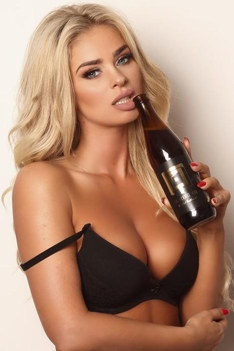 Польское пиво с вагинальными выделениями девушек моделей