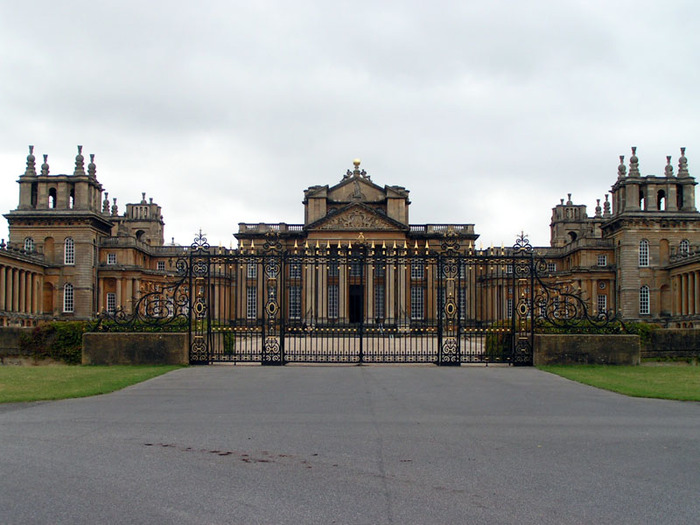 Blenheim Palace 3 800x600 (111) (900x725, 115Kb)