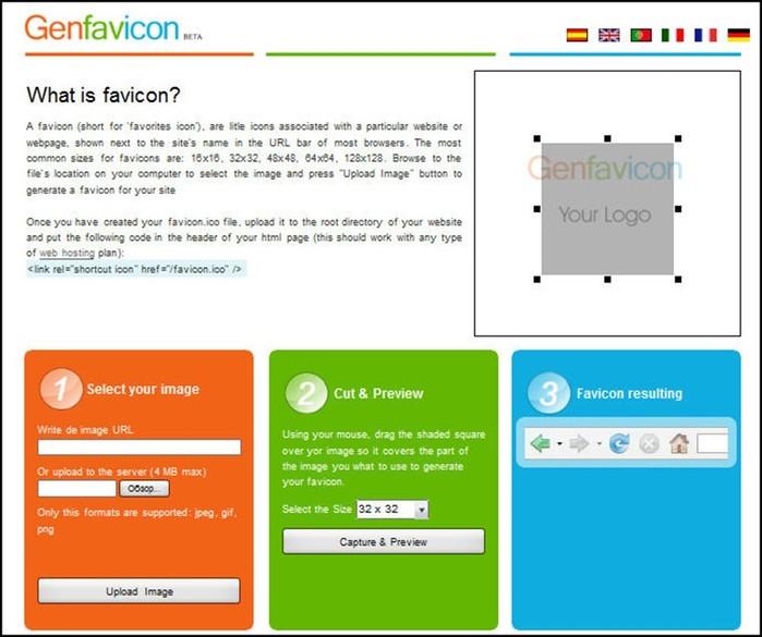 Программы и онлайн сервисы для создания иконок