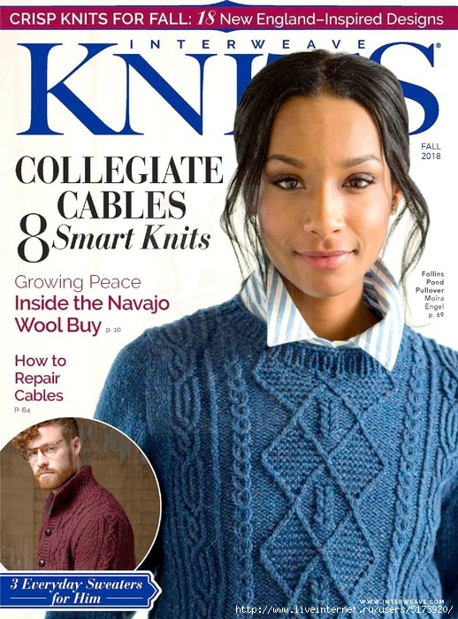 Interweave Knits — Fall 2018
