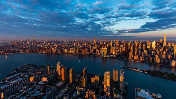 Нью Йорк — город в штате Нью Йорк