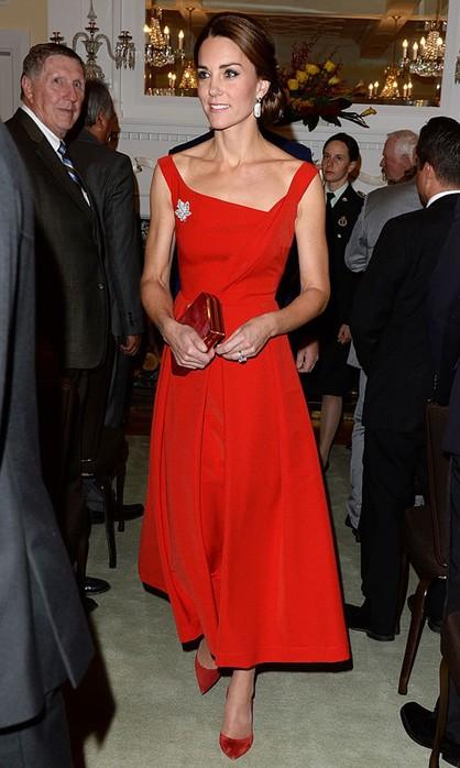 Почему Кейт Миддлтон никогда не носит этот цвет?