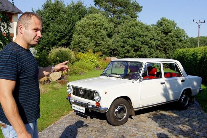 Легендарная «копейка» ВАЗ-2101: история гордости советского автопрома