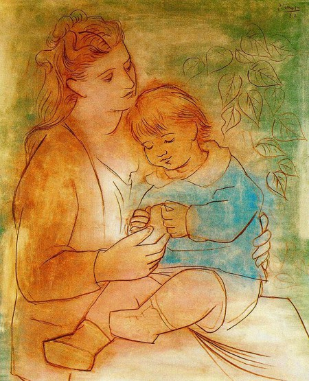 mother-and-child-1922-e1384968463847 (450x555, 291Kb)