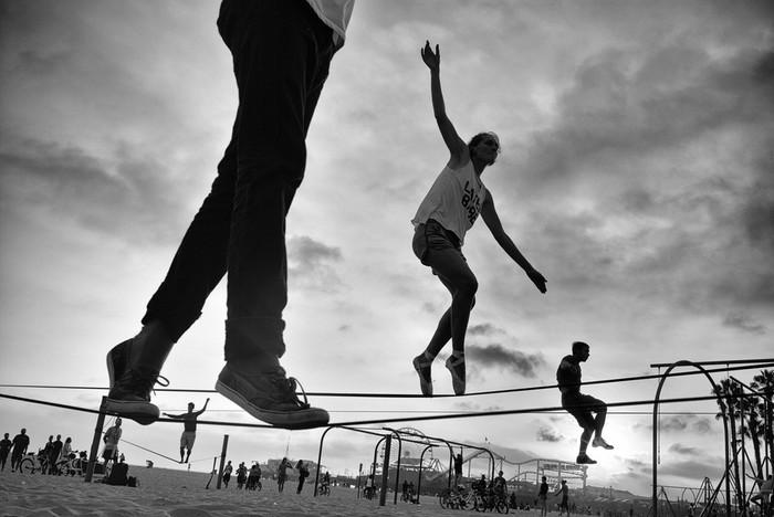 143707415 091418 1040 52 В Лос Анджелесе есть «Венеция»: фотографии безудержного веселья