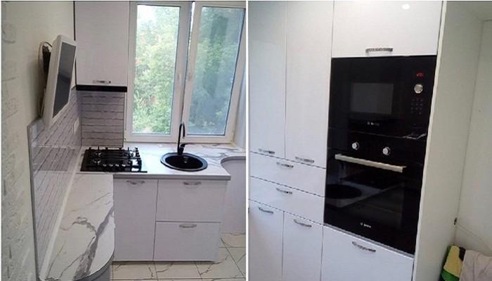 143764915 091718 1231 3 Как с комфортом обустроить маленькую кухню в «хрущевке»
