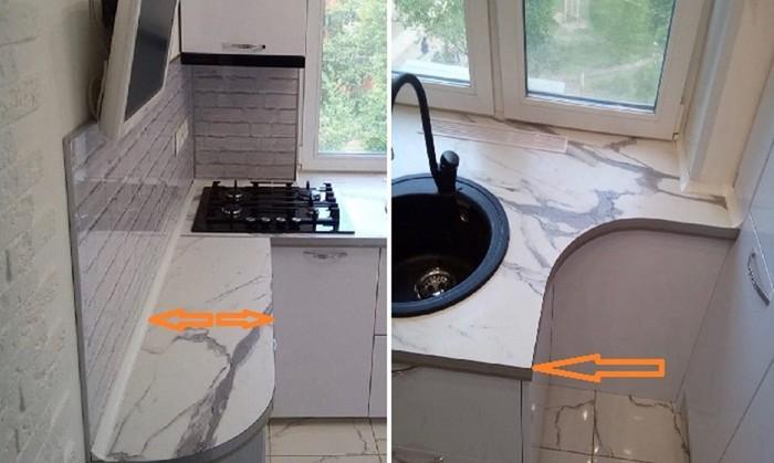 143764931 091718 1231 12 Как с комфортом обустроить маленькую кухню в «хрущевке»