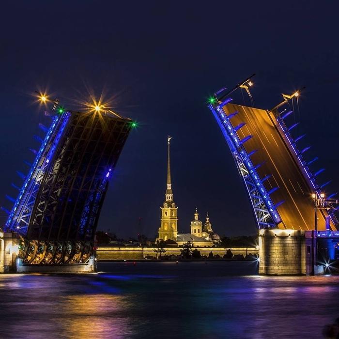 Санкт-петербург картинки на телефон раздвижные мосты