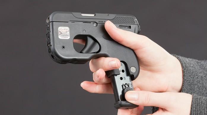 Какие самые маленькие пистолеты в мире?