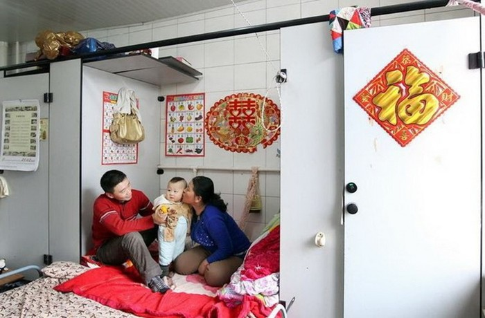 143801213 091818 1702 2 Пара молодоженов из Шэньяна вынуждены жить в туалете отеля