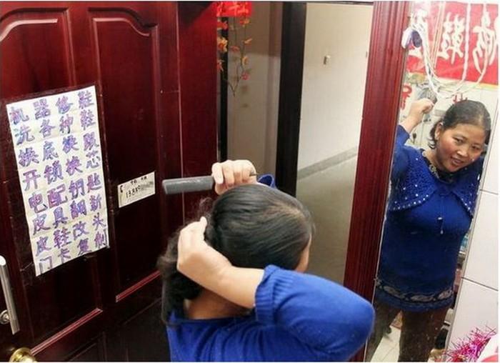 143801215 091818 1702 4 Пара молодоженов из Шэньяна вынуждены жить в туалете отеля