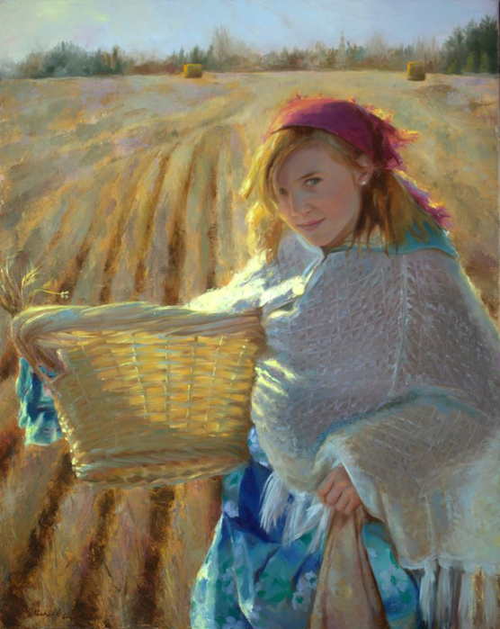 Michelle Murray 1962 - American Figurative painter - Tutt'Art@ (12) (556x700, 414Kb)