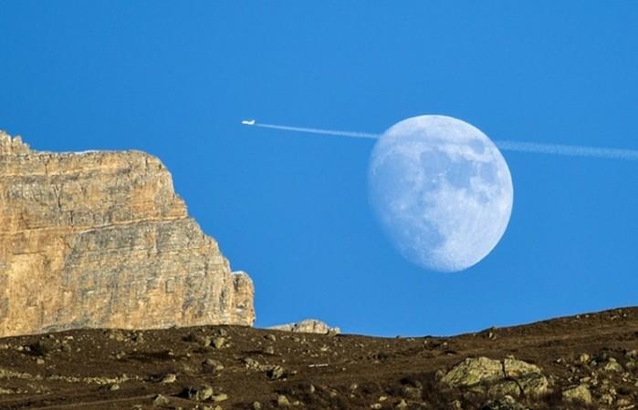 Украина задумалась о создании лунной базы