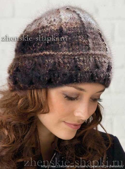 585d5c8835d8 вязание шапки крючком - Самое интересное в блогах