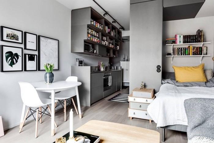Как из тесной квартира-коробки сделать шикарные апартаменты со стильным дизайном
