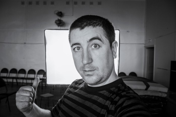 Вечерний Кашин в объективе тверского фотографа