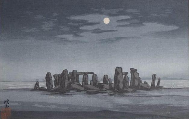 stonehenge moonlight - 628×394