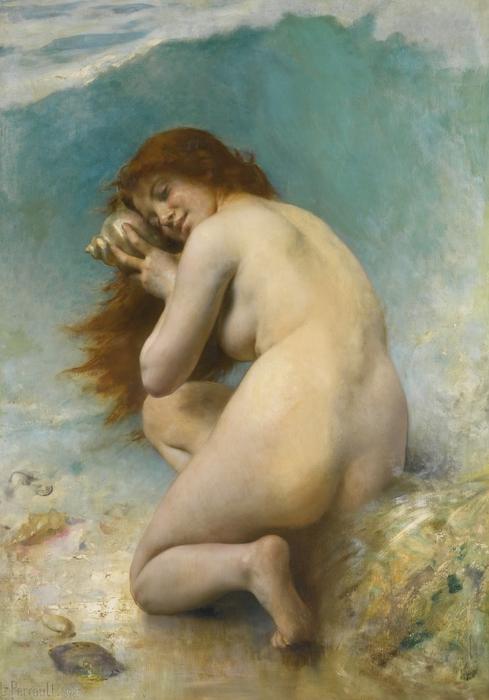 1898_Водная нимфа (Nymphe des Eaux)_117.5 х 82_х.,м._Частное собрание (489x700, 218Kb)