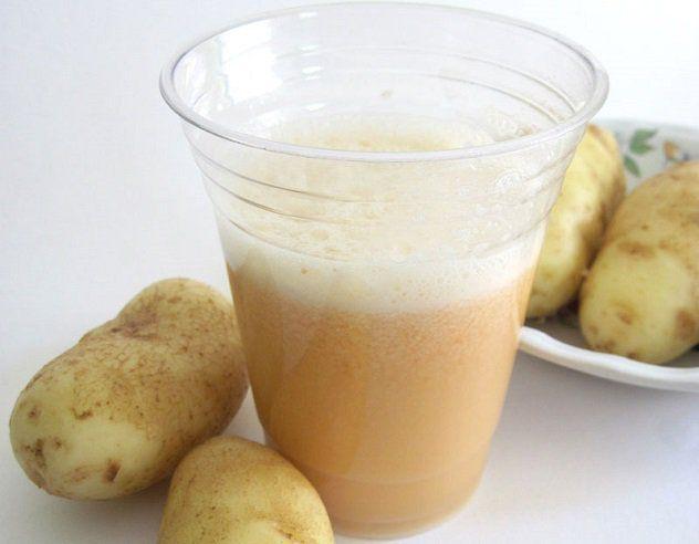 При какой кислотности можно употреблять картофельный сок