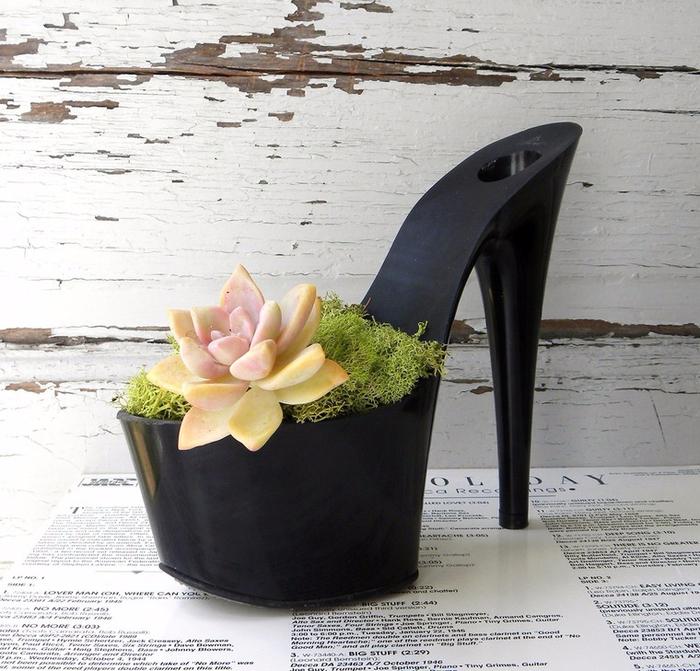 необычные горшки для цветов - Самое интересное в блогах 73021b0040a