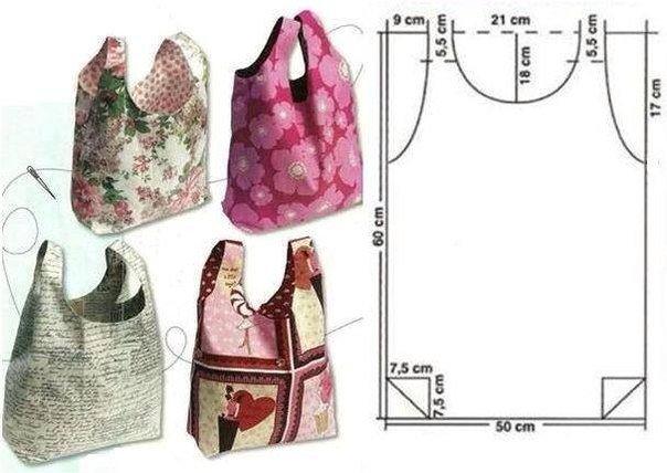 372bdd1760f1 хозяйственная сумка - Самое интересное в блогах
