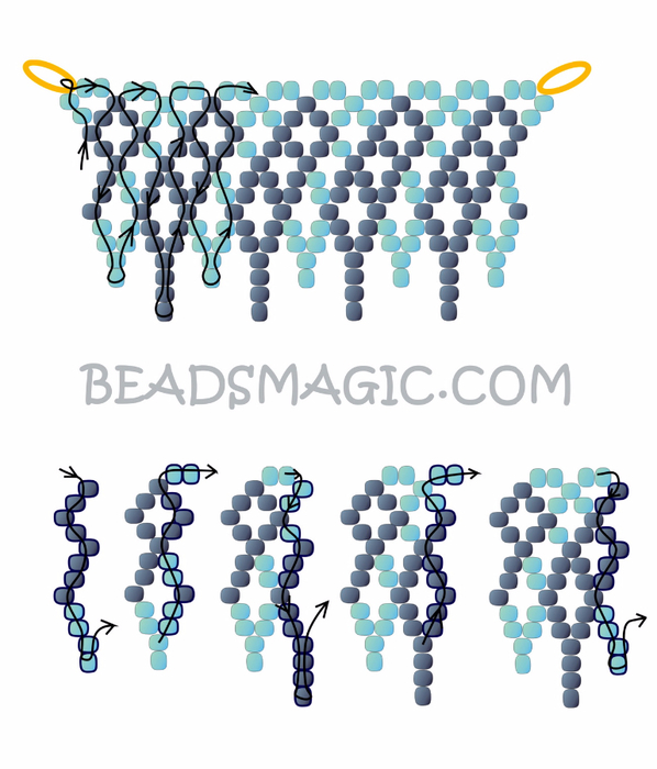 free-pattern-beaded-necklace-tutorial-red-blue-2 (598x700, 281Kb)