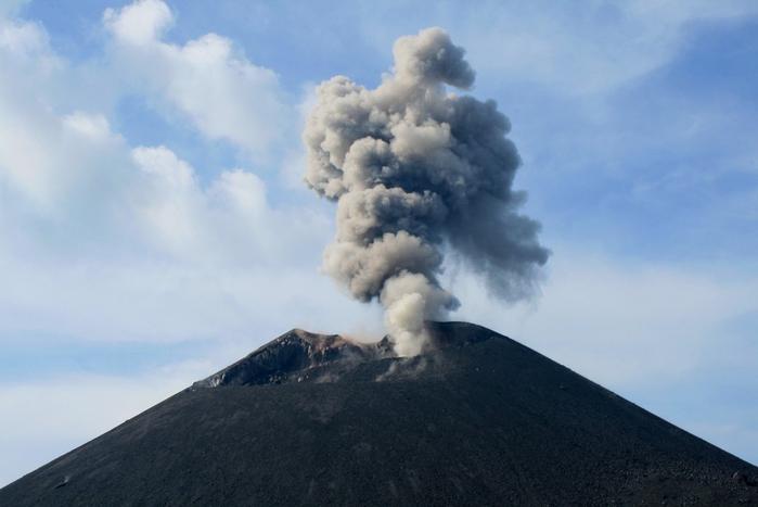 vulkan blesaka