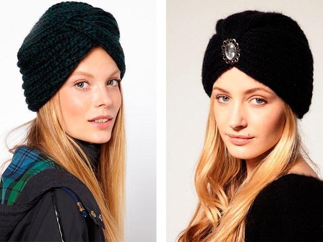 шерстяная шапка чалма для холодного времени года обсуждение на