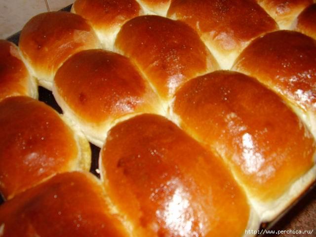 Рецепт пышных пирожков в духовке